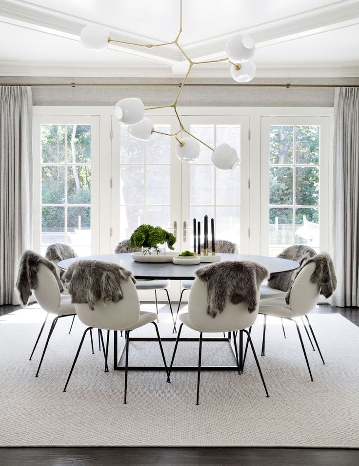 Description Beautiful Dining Room