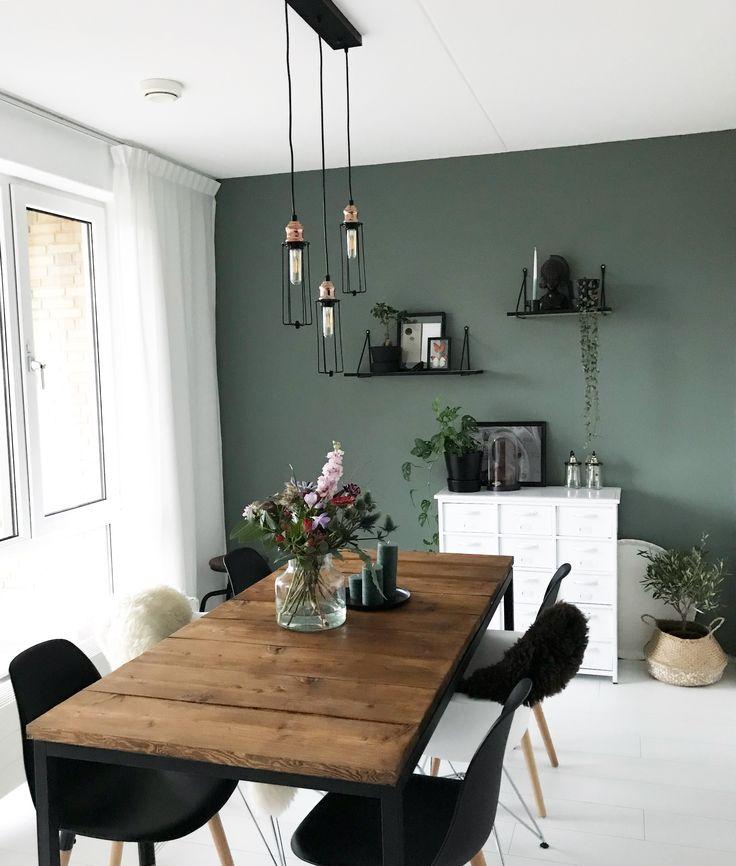 salle manger binnenkijken bij machs leading inspiration culture. Black Bedroom Furniture Sets. Home Design Ideas
