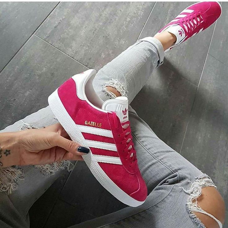 basket tendance adidas femme 2017