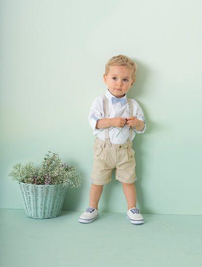 303dcd8f31ca8 Ensemble de cérémonie bébé garçon 3 pièces Blanc - vertbaudet enfant ...