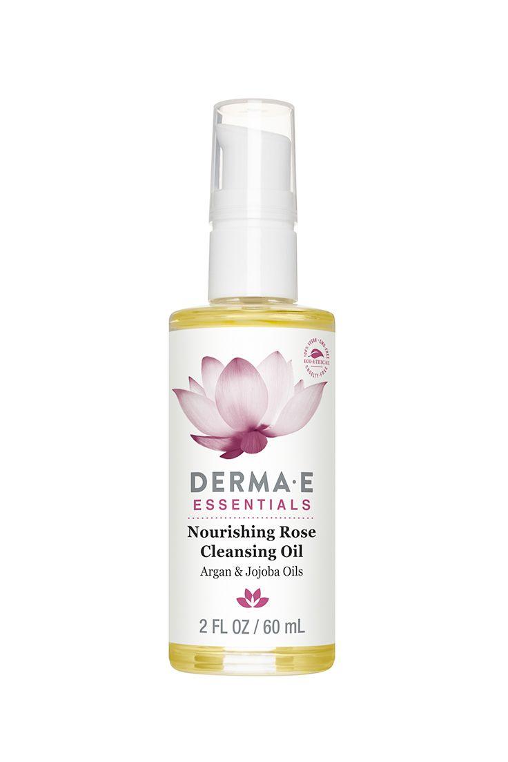 tutoriel sur les soins de la peau derma e huile nettoyante pour les roses ad. Black Bedroom Furniture Sets. Home Design Ideas