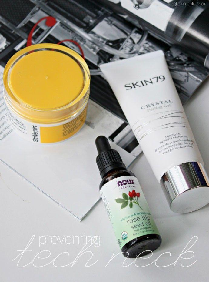 tutoriel sur les soins de la peau les meilleurs produits pour traiter le cou de technologie. Black Bedroom Furniture Sets. Home Design Ideas