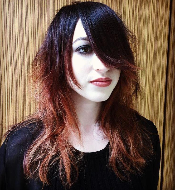 Idées Coupe cheveux Pour Femme 2017 / 2018 - 40 belles coupes de cheveux longs de Shag pour des ...