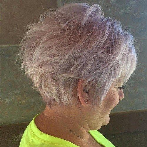 Id es coupe cheveux pour femme 2017 2018 80 coiffures courtes et simples pour les femmes de - Coupe boule femme 50 ans ...