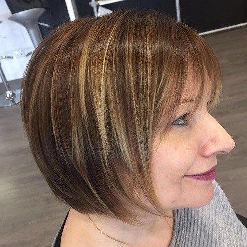 Idées Coupe cheveux Pour Femme 2017 / 2018 - 50 coiffures les plus importantes pour les femmes ...