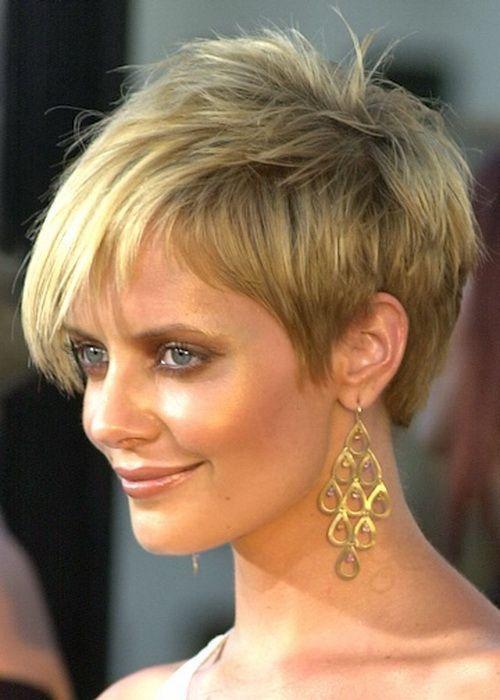Id es coupe cheveux pour femme 2017 2018 40 coupes de cheveux courtes pour les filles avec - Idees coupes courtes femmes ...