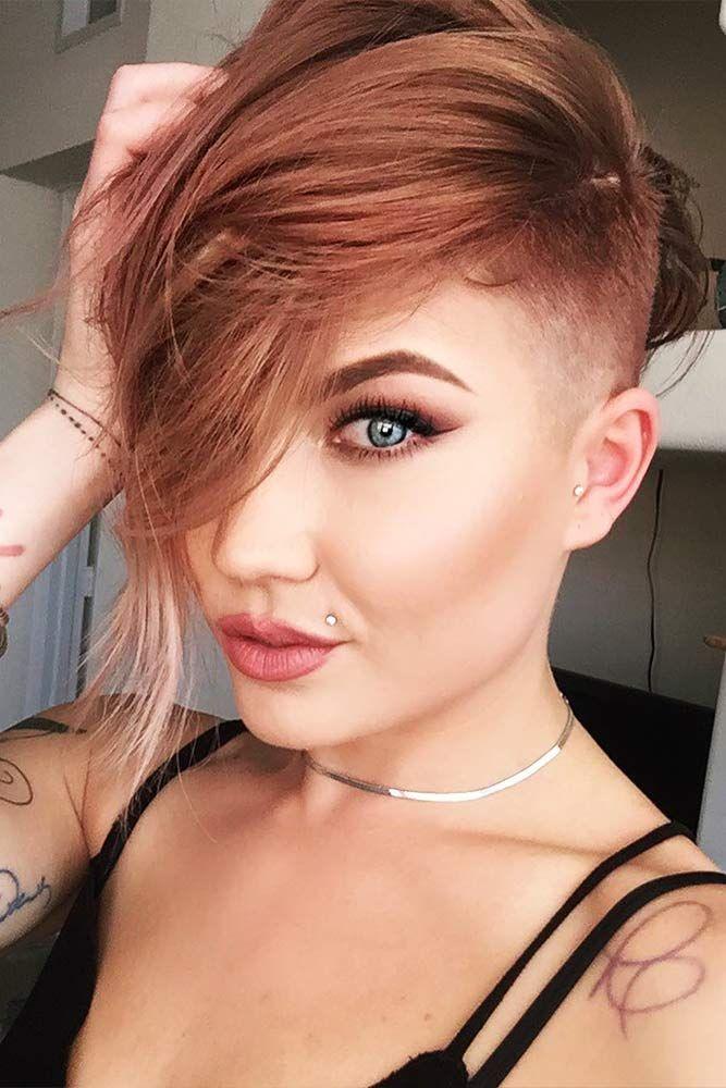 Nouvelle Tendance Coiffures Pour Femme 2017 / 2018 - 18 Chic Coupes de cheveux courtes Idées ...