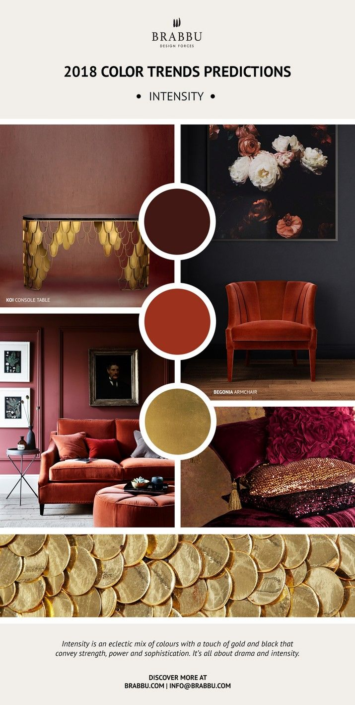 d co salon d corez votre maison avec les pr visions de couleurs de pantone 2018 magasin. Black Bedroom Furniture Sets. Home Design Ideas