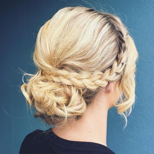 Idees Coupe Cheveux Pour Femme 2017 2018 20 Belles Coiffures