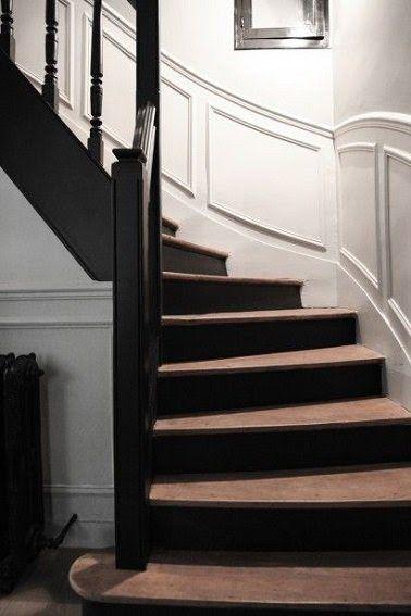 Decoration Interieur De Maison En Photos 2018 La Deco Escalier Est
