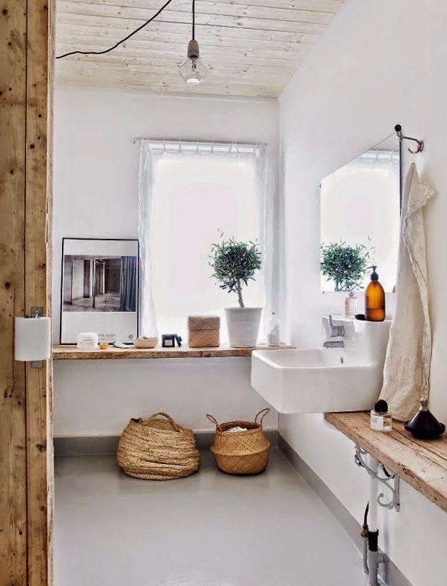 Idée décoration Salle de bain - Blog Atelier rue verte ...