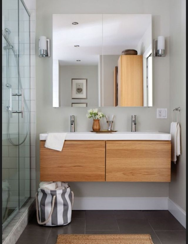 Best Salle De Bain Scandinave Pinterest Images - House Design ...