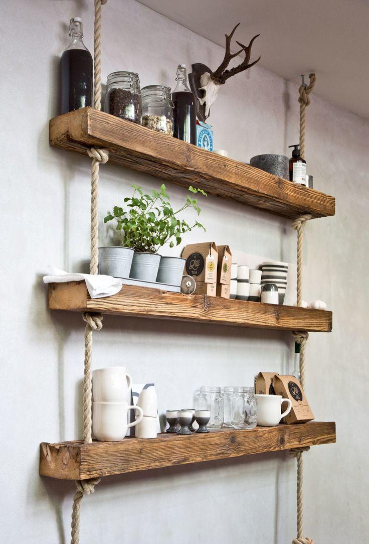 Idee Etagere Cuisine idée décoration salle de bain - marcel-graf-étagères-cuisine