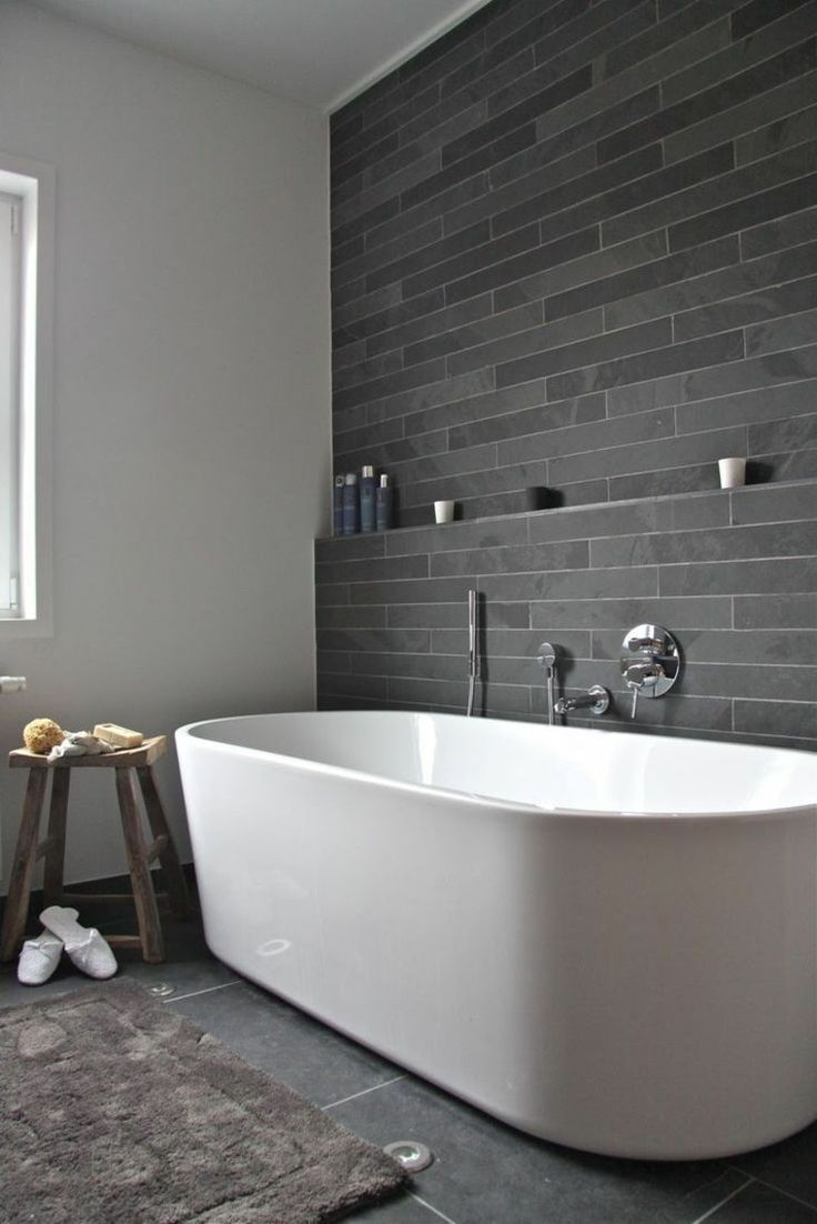 description salle de bain ardoise - Carrelage Ardoise Salle De Bain