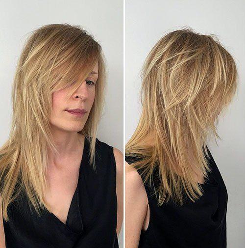 id es coupe cheveux pour femme 2017 2018 15 longue coupe de cheveux avec des franges. Black Bedroom Furniture Sets. Home Design Ideas