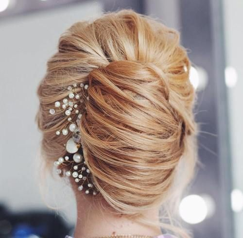Hairstyle Girl French Roll: Idées Coupe Cheveux Pour Femme 2017 / 2018