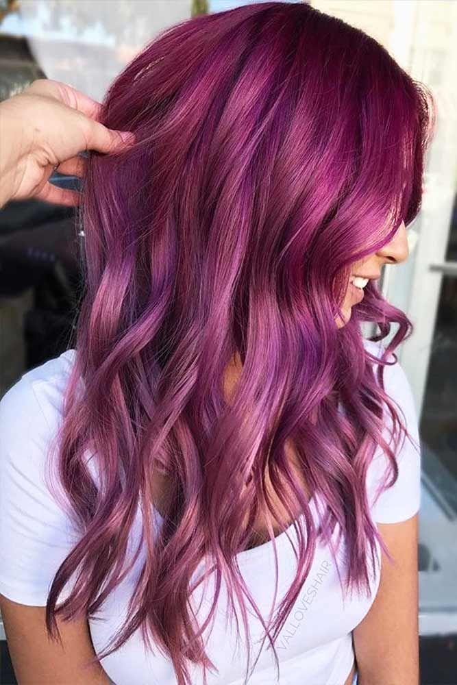 nouvelle tendance coiffures pour femme 2017 2018 18 meilleures couleurs de cheveux d 39 hiver. Black Bedroom Furniture Sets. Home Design Ideas