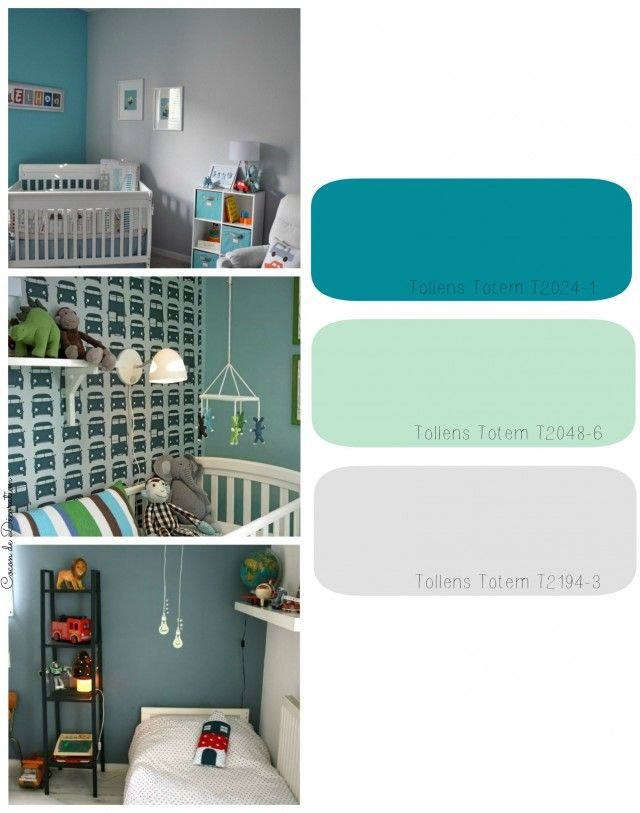 relooking et d coration 2017 2018 chambre d 39 enfants gris bleu canard vert amande. Black Bedroom Furniture Sets. Home Design Ideas
