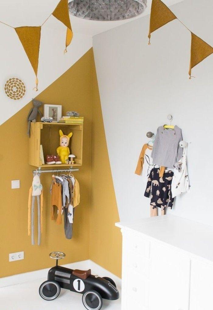 Relooking et décoration 2017 / 2018 - coin d\'une chambre d\'enfant ...