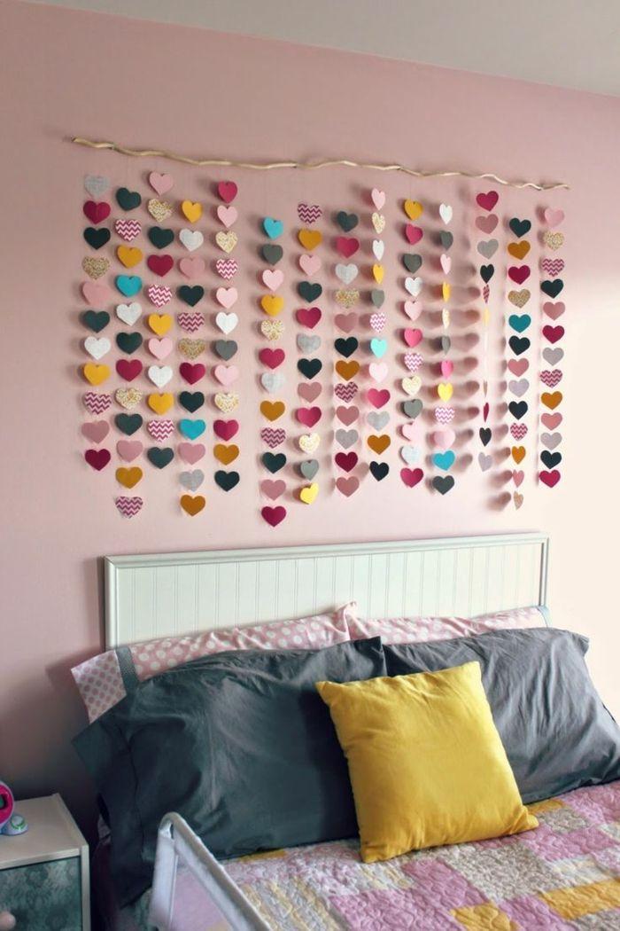relooking et d coration 2017 2018 comment d corer sa chambre coucher murs roses. Black Bedroom Furniture Sets. Home Design Ideas