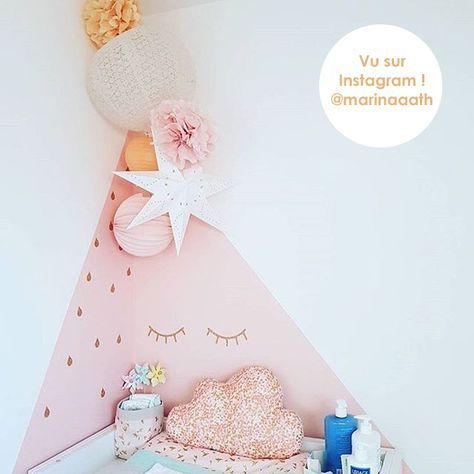 Relooking Et Dcoration     Dco Chambre Fille Rose Et