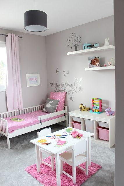 Relooking et d coration 2017 2018 deux soeurs agenda for Deco chambre petite fille