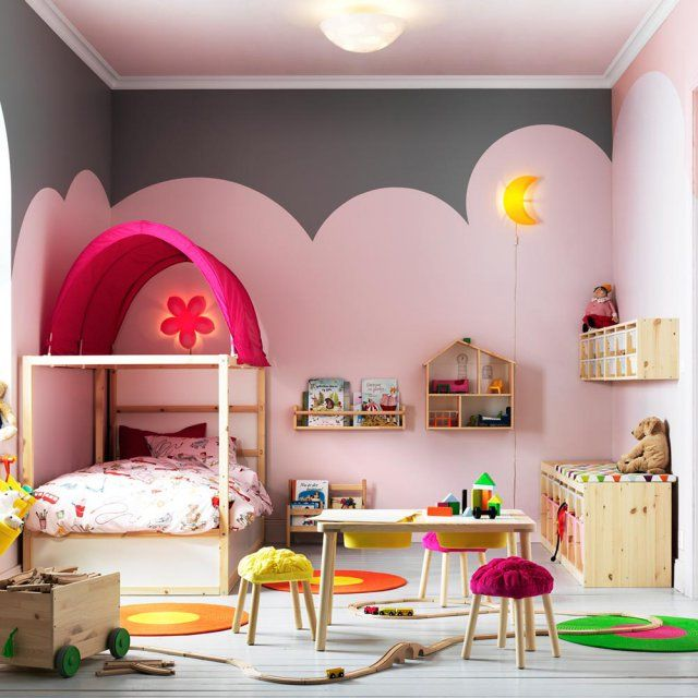 relooking et d coration 2017 2018 une chambre d 39 enfant. Black Bedroom Furniture Sets. Home Design Ideas