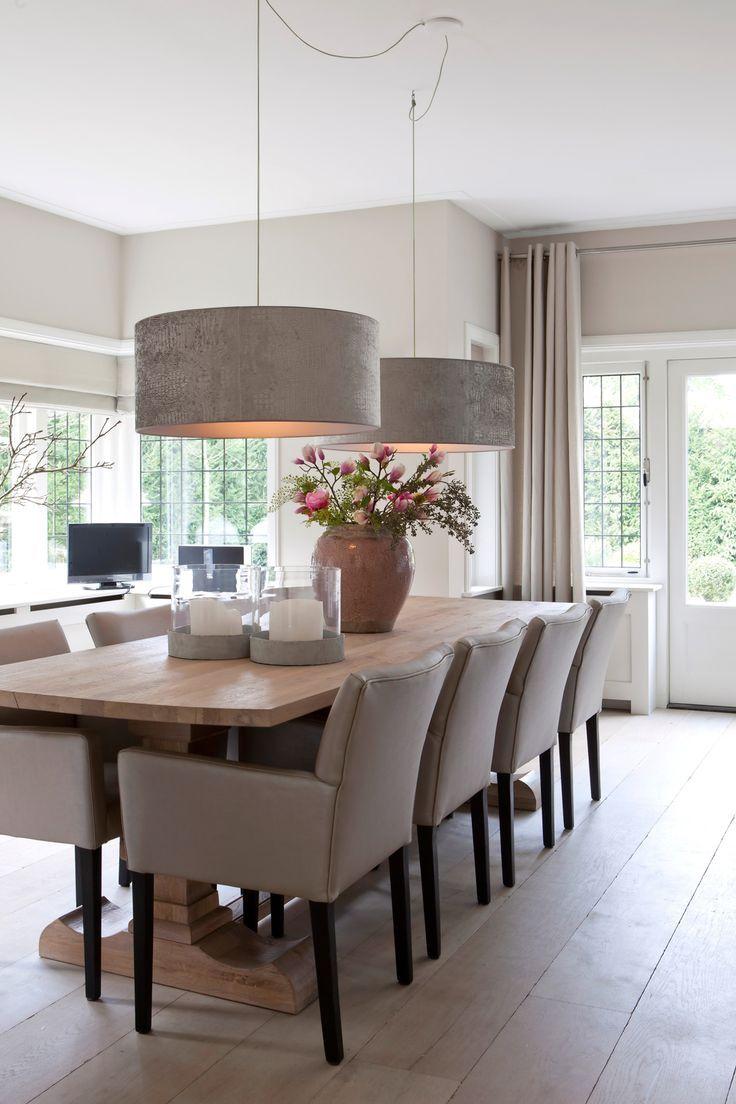 salle manger foto anneke gambon stijlvol wonen sanoma regional belgium n v. Black Bedroom Furniture Sets. Home Design Ideas