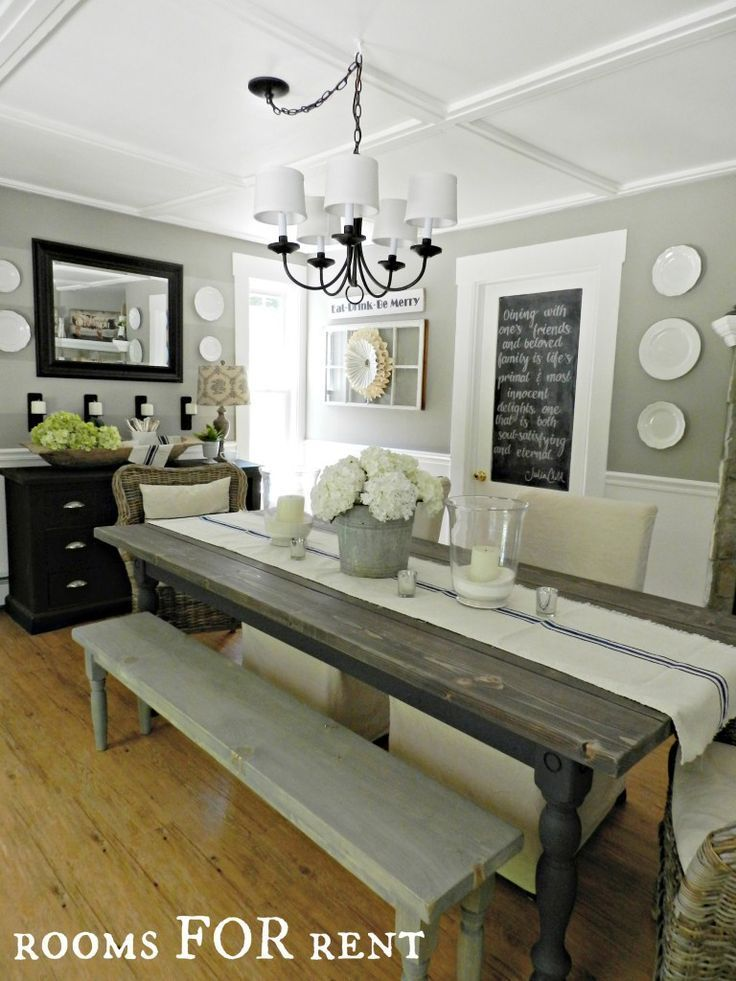 Description Nice Salle A Manger Joanna Gaines Dining Rooms