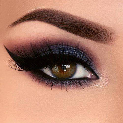 tendance maquillage yeux 2017 2018 jolies id es de maquillage pour les yeux bruns clairs 5. Black Bedroom Furniture Sets. Home Design Ideas