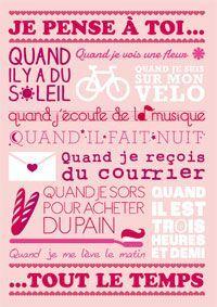 Citation Pour Le Saint Valentin Une Feuille De Papier Pour