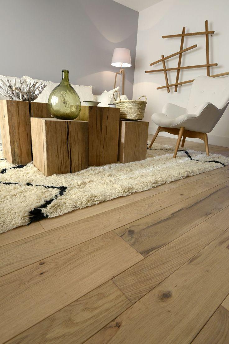 d co salon joli parquet en ch ne massif mix de trois largeurs diff rentes origine franc. Black Bedroom Furniture Sets. Home Design Ideas