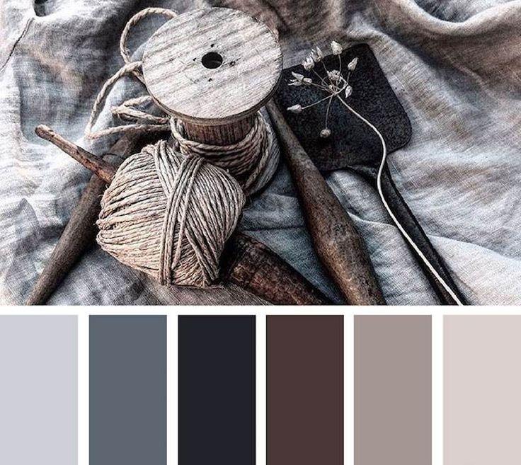 d co salon palette color e de gris perle graphite anthracite chocolat couleur taupe et. Black Bedroom Furniture Sets. Home Design Ideas