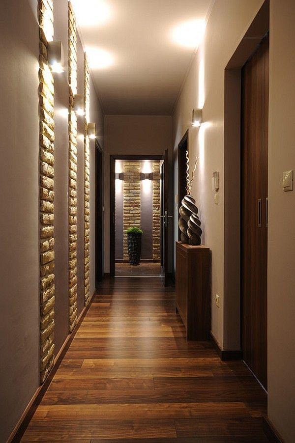 Déco Salon - Tout comme l\'entrée, le couloir est un lieu de ...