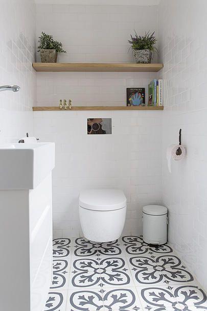 Id e d coration salle de bain 25 id es gain de place au for Decoration 25 salle de bain