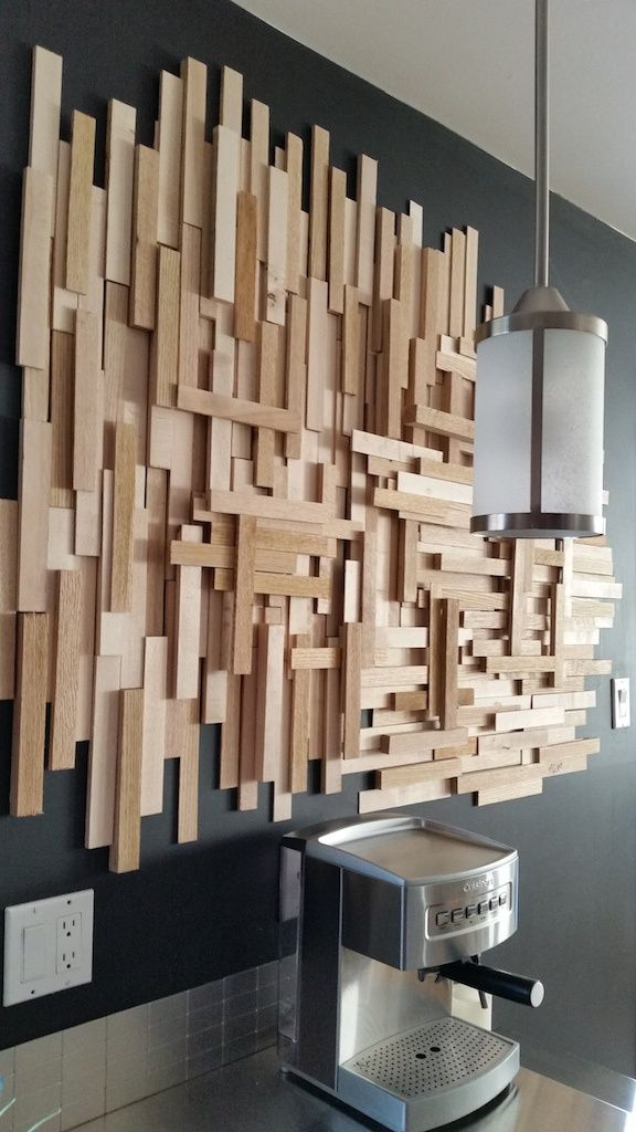 id e d coration salle de bain diy d co murale bois pas cher leading. Black Bedroom Furniture Sets. Home Design Ideas
