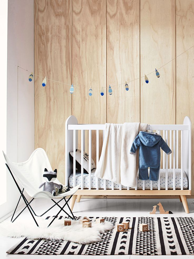 Relooking et décoration 2017 / 2018 - Lit bébé Confetti à barreaux ...