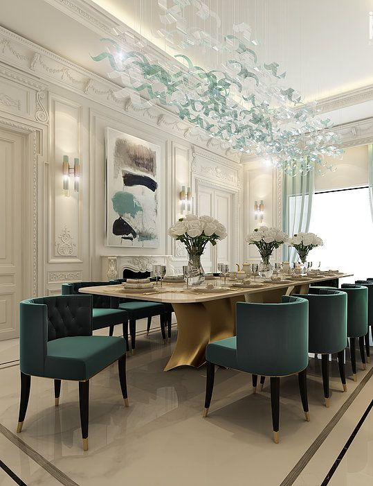 Description Dining Room Decor