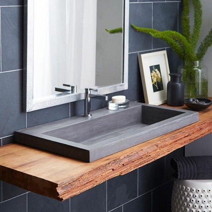 id e d coration salle de bain evier salle de bain. Black Bedroom Furniture Sets. Home Design Ideas