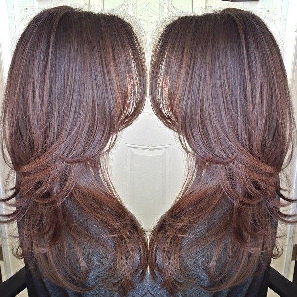 id es coupe cheveux pour femme 2017 2018 40 coiffures parfaites pour les cheveux longs et. Black Bedroom Furniture Sets. Home Design Ideas
