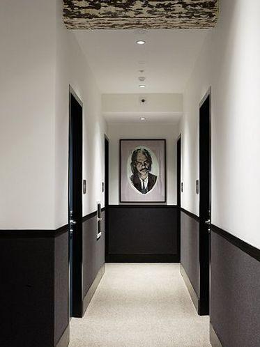 Déco Salon - Idée peinture couloir - ListSpirit.com - Leading ...