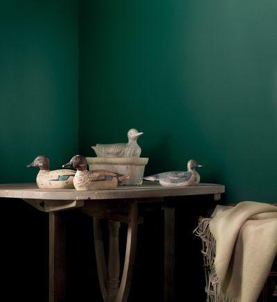 Déco Salon Peinture Tollens Et Flamant Forest Listspiritcom