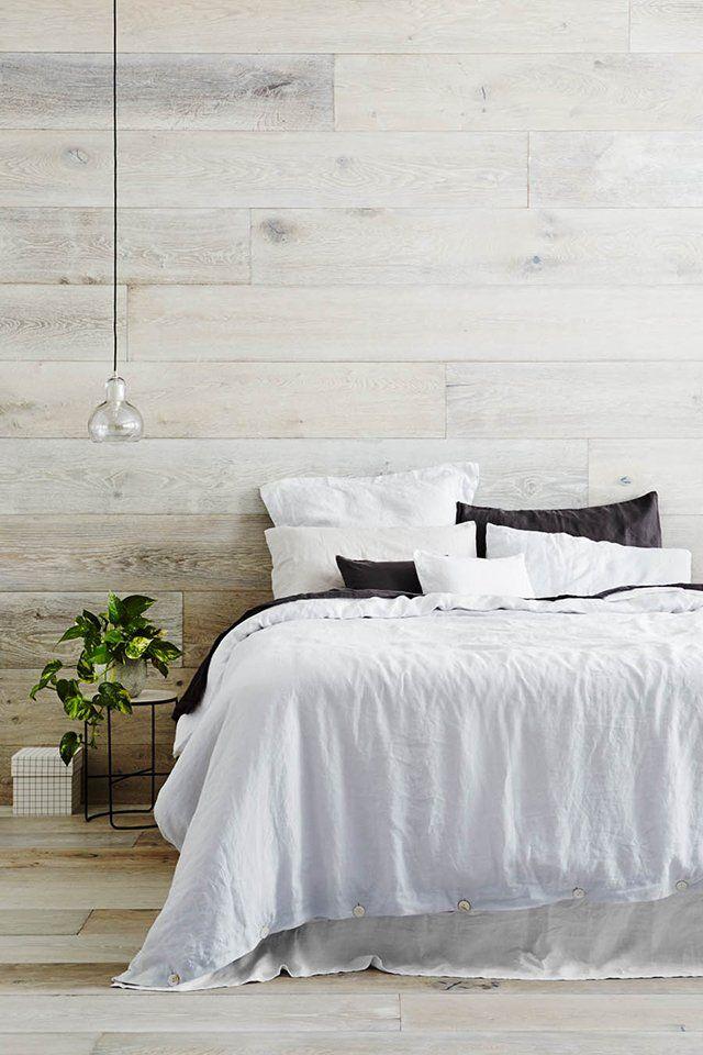 D coration nature chambre chalet style scandinave - Styles de parquet chambre dinspiration scandinave ...