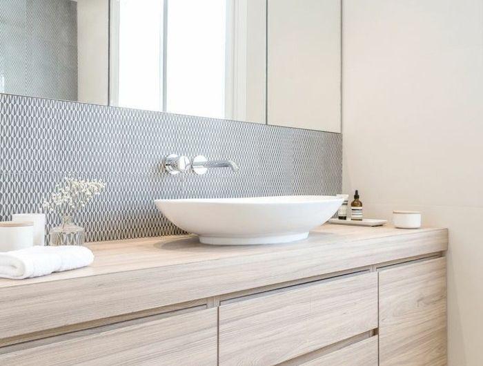 Id e d coration salle de bain 0 meubles fly salle de - Idee salle de bain pas cher ...
