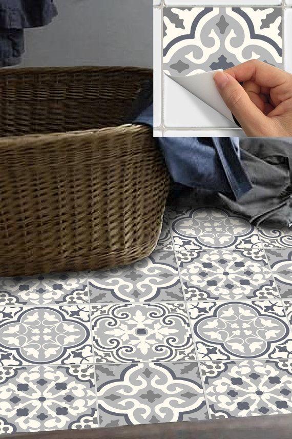 autocollants sticker pour cuisine salle de bain par. Black Bedroom Furniture Sets. Home Design Ideas