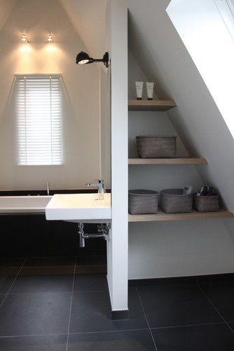 id e d coration salle de bain d coration des combles leading. Black Bedroom Furniture Sets. Home Design Ideas