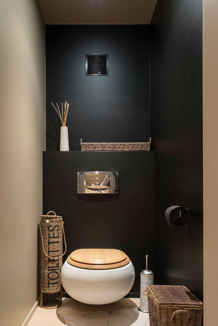 id e d coration salle de bain des toilettes contemporaines autant dans le style que dans les. Black Bedroom Furniture Sets. Home Design Ideas