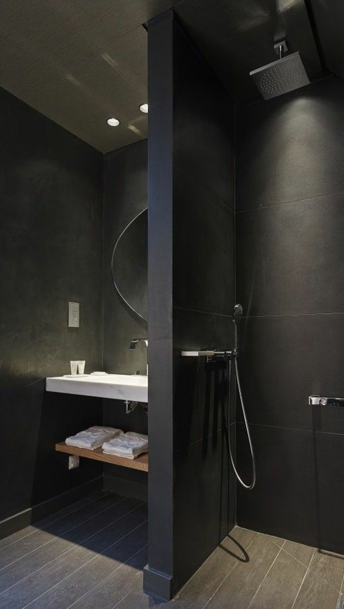 stunning deco petite salle de bain design ideas design. Black Bedroom Furniture Sets. Home Design Ideas