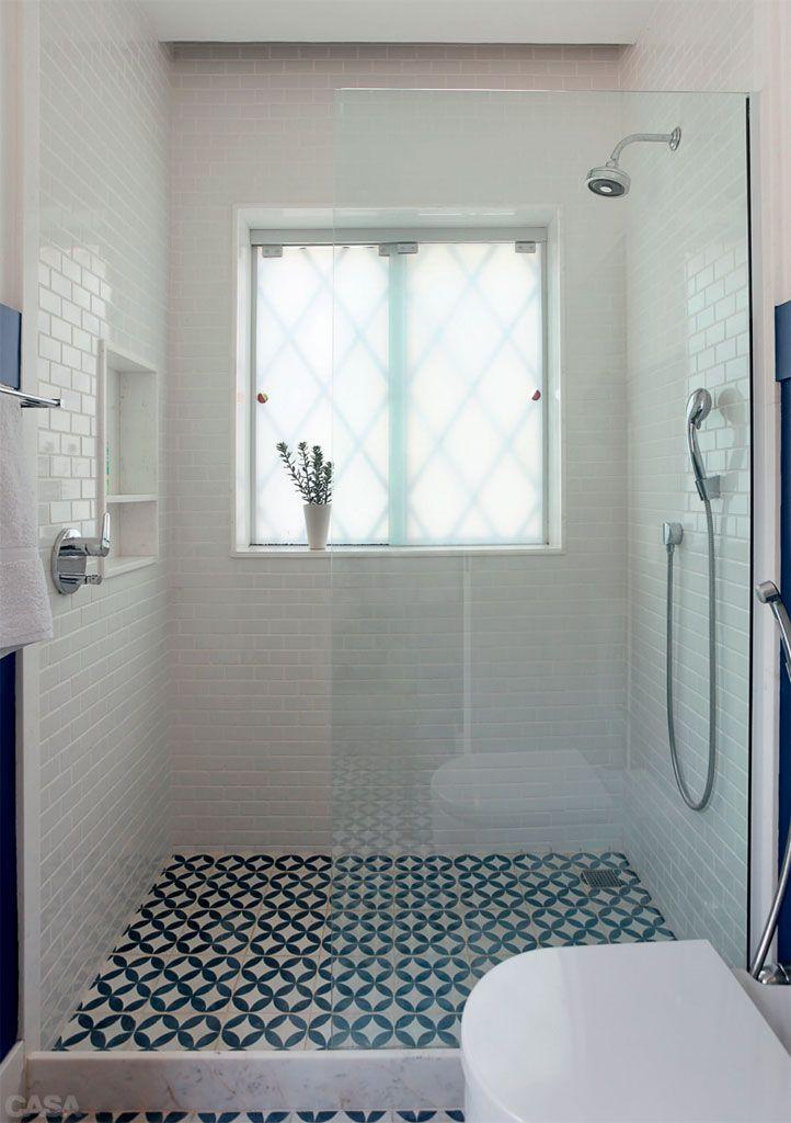 id e d coration salle de bain sobrado foi reformado e ficou pr tico com atmosfera tranquila. Black Bedroom Furniture Sets. Home Design Ideas