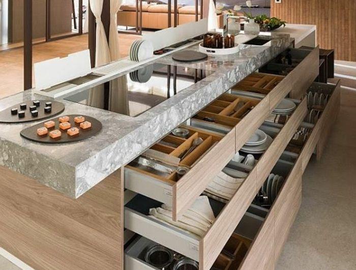 id e relooking cuisine 1 lot de cuisine fonctionel ilot. Black Bedroom Furniture Sets. Home Design Ideas